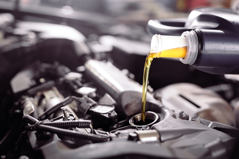 Oil Changes and Lubricants for Automobile