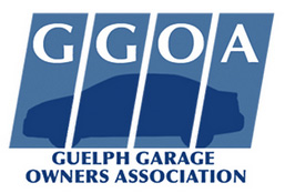 Guelph Garage Owners Association Logo